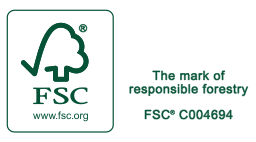 FSC® - FOREST STEWARDSHIP COUNCIL® PROMO